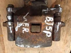 Суппорт передний правый Мазда фамилия BJ5W, на 4 шпильки. Mazda 323, BJ Mazda Familia, BJ5W Двигатель ZLDE