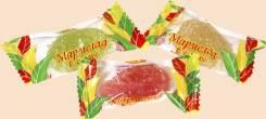Мармелад Желейный в сахаре флоу/пак пп/пл по 1,0кг (5кг) (Рахат, Казахстан), , кг