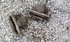 Суппорт тормозной. Nissan Sunny, FB14 Двигатель GA15DE