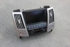 Дисплей. Lexus RX350, MCU33, MCU38 Lexus RX330, MCU38, MCU33 Двигатель 3MZFE