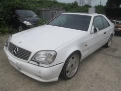 Капот. Mercedes-Benz CL-Class, C140