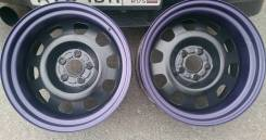 Nissan. 9.5x17, 5x114.30, ET10, ЦО 66,0мм.