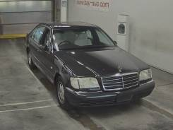 Mercedes-Benz S-Class. W140, M119