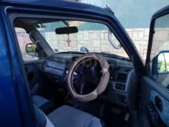 Mitsubishi Pajero Mini. Без водителя