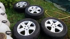 Продам жирные колеса R17. 6.5x17 5x114.30 ET45 ЦО 61,0мм.