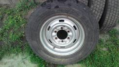 Bridgestone Winter Dueler DM-Z2. Зимние, без шипов, износ: 30%, 1 шт
