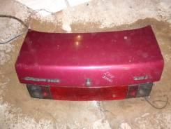 Крышка багажника. Лада 2110, 2110