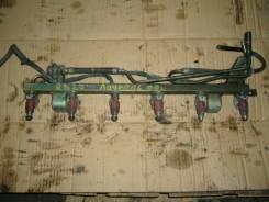 Топливная рейка. Nissan Laurel, HC35 Двигатель RB20DE