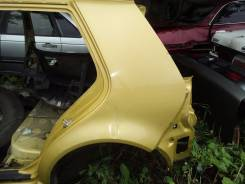 Крыло. Volkswagen Golf Двигатель AGG