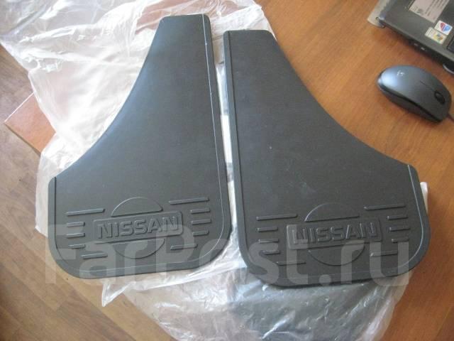 Брызговики. Nissan Note, E11E, E11