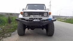Toyota Land Cruiser. механика, 4wd, 3.5 (115 л.с.), дизель, 444 тыс. км