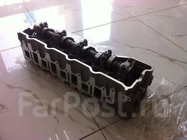 Головка блока цилиндров. Mitsubishi: L200, Delica, Pajero, L300, Montero Двигатель 4M40. Под заказ