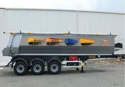 Wielton. Новый самосвальный полуприцеп 30 m3, 35 000 кг.