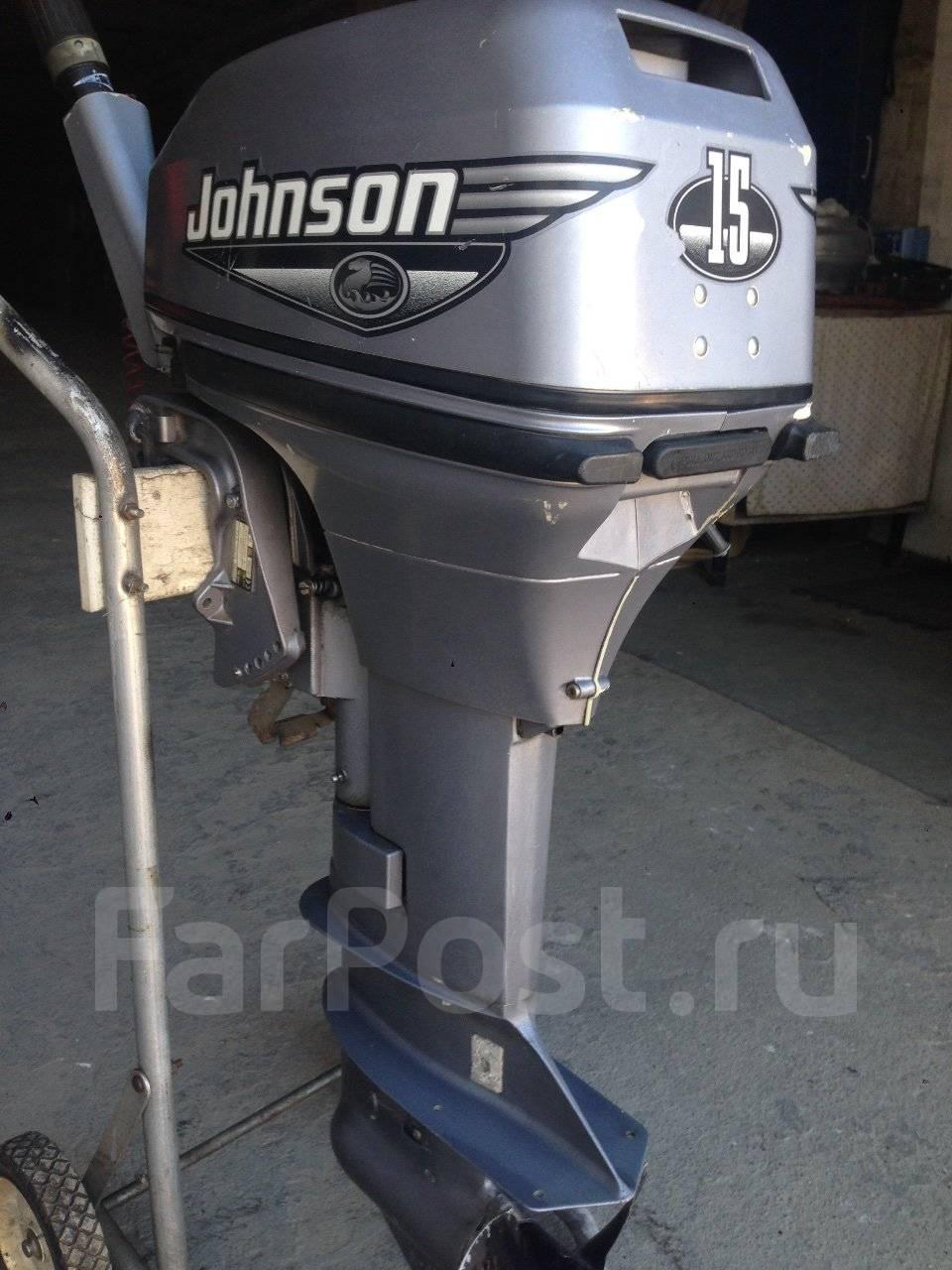 Лодочного руководство эксплуатации johnson 7.5 horse по sea мотора