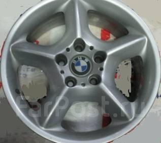 BMW. 7.5x17, 5x120.00, ET40, ЦО 72,6мм.