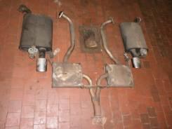 Глушитель. Toyota Soarer, UZZ31 Двигатель 1UZFE