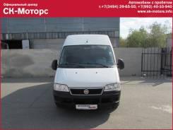 Fiat Ducato. Микроавтобус/фургон, 2 300 куб. см., 8 мест