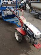 Yanmar. Продам мотокультиватор с телегой Дизель 2012г. в., 150 куб. см.
