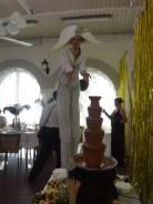"""Шоколадный фонтан """"Belcolate""""на ваше торжество!"""