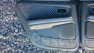 Обшивка двери. Toyota Chaser, JZX105, JZX101, JZX100, GX100, GX105