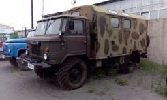 ГАЗ 66. Продам , 4 250 куб. см., 3 440 кг.