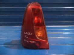 Стоп-сигнал. Renault Logan