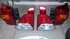 Оптика. Toyota Land Cruiser, VDJ200, UZJ200W, UZJ200