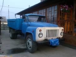 ГАЗ 53-12. Газ 53-12, 2 700 куб. см., 5 000 кг.