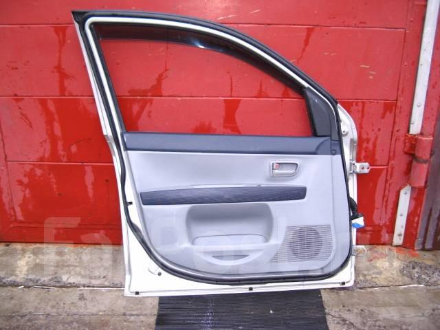 дверь передняя mazda demio dy3w