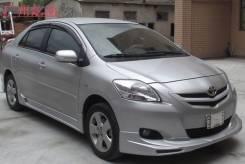 Обвес кузова аэродинамический. Toyota Yaris Toyota Vios Toyota Belta