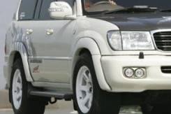 Расширитель крыла. Toyota Land Cruiser, UZJ100W, J100, HDJ101K, UZJ100, HDJ100L, UZJ100L, HDJ101