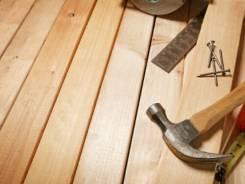Плотницкие работы. Услуги плотника в квартире и частном доме.