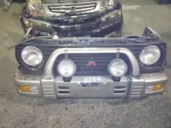 Ноускат. Mitsubishi Pajero Mini, H53A, H58A, H51A, H56A