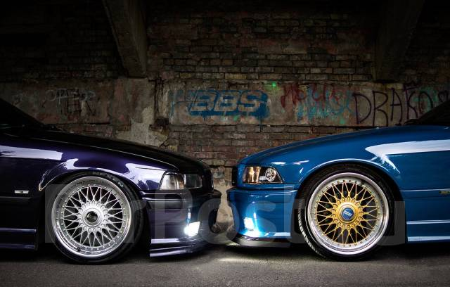 "BBS Super RS. 8.5x17"", 4x100.00, 5x100.00, ET20, ЦО 73,1мм. Под заказ"