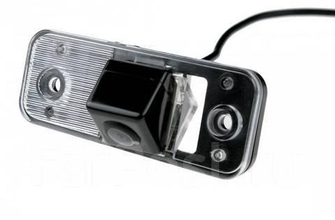 Камера заднего вида. Hyundai Santa Fe, CM Двигатели: D4HB, G4KE