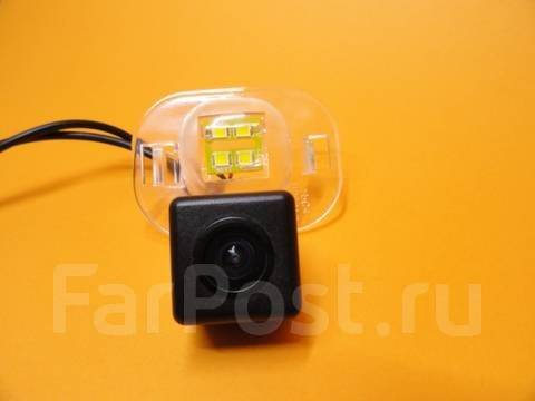 Камера заднего вида. Hyundai Solaris Hyundai Verna Kia Cerato, TD Двигатели: G4FC, G4KD