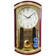 Часы с маятником.