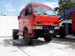 Isuzu Elf. 4WD полный привод Снегоболотоход Исудзу 4WD, 3 660 куб. см., 3 000 кг., 3 500,00кг.