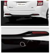 Обвес кузова аэродинамический. Toyota Corolla Fielder, ZRE162G, NKE165, NZE161G, NRE160, NRE161G, ZRE162, NZE164, NZE161, NKE165G, NZE164G