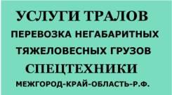 Услуги Трала-Площадок-Полуприцепов-Фур. Возим всё до 80 тонн 120 кубов.