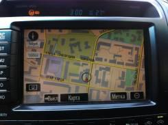 Навигационные карты штатная навигация Toyota/Lexus (DVD Россия 2017)