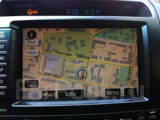 Навигационные карты. Штатная навигация Toyota/Lexus (DVD 2018)