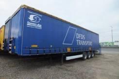 Krone SDC27. Полуприцеп, 41 000 кг.