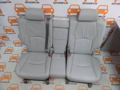 Кресла Lexus RX, задняя
