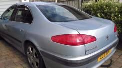 Стоп-сигнал. Peugeot 607