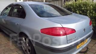 Стоп-сигнал. Peugeot 607 Peugeot 2008