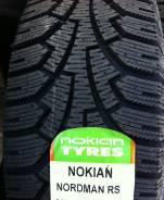Nokian Nordman RS. Зимние, без шипов, 2015 год, без износа, 1 шт