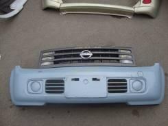 Бампер Nissan CUBE BZ11/BNZ11 02-08