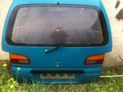 Дверь багажника. Mitsubishi Delica
