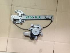 Стеклоподъемный механизм. Nissan X-Trail, NT30